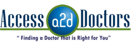 Access 2 Doctors Logo